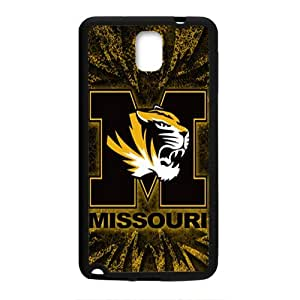 Happy The Missouri Tigers football Cell Phone Case for Samsung Galaxy Note3