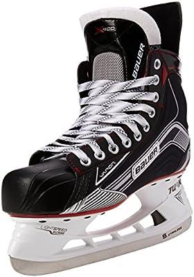Bauer Vapor Men X500 Senior Ice Hockey Skates, Men, Schlittschuh Vapor X500  Senior, black/silver