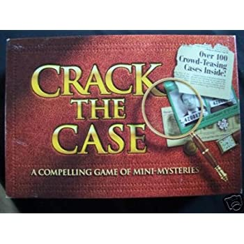 Crack The Case ~ A Compendium of Mini-Mysteries