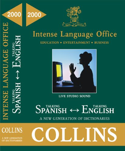 Collins English/Spanish Talking Dictionary