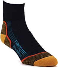Farm to Feet Damascus Lightweight Elite Hiking 1/4 Crew Socks