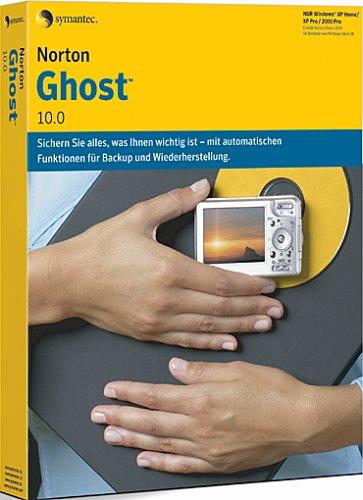 norton ghost windows 98  software