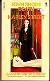 Death in Harley Street, John Rhode, 0060808098