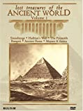 Lost Treasures of the Ancient World, Volume 1 [Boxed Set]: Stonehenge, Hadrian's Wall, The Pyramids, Pompeii, Ancient Rome, Mayans & Aztecs