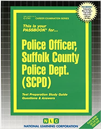 Police officer suffolk county police dept scpdpassbooks jack police officer suffolk county police dept scpdpassbooks jack rudman 9780837317410 amazon books fandeluxe Images