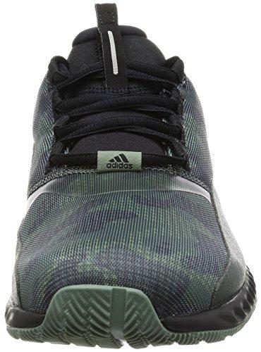 Adidas CrazyTrain Pro TRF M Herren Laufschuhe, Grau (hieuti/negbas/Vertra) 48