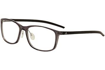 fb5c16ecd24 Amazon.com  Adidas Litefit Eyeglasses AF4710 AF47 10 6104 Violet ...