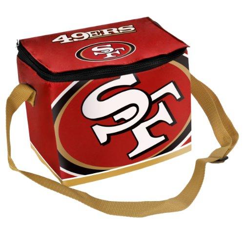 NFL San Francisco 49ers Big Logo Team Lunch Bag – DiZiSports Store