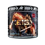 RE1GN All-in-One Pre Workout by Olympus Labs | Pre Workout Bodybuilding Supplement for Epic Pump & Endurance, Intense Energy & Immaculate Focus | Delicious Fast-Acting Formula | 20 Servings