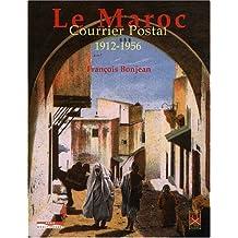 Maroc: courrier postal 1912- 1956 (relié)