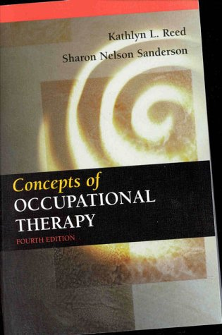 Concepts of Occupational Therapy