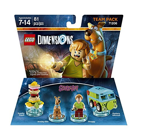 Scooby Doo Team Pack - LEGO Dimensions from Warner Home Video - Games