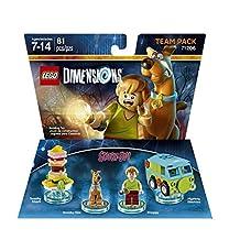 Warner Bros Lego Dimensions Scooby Doo Team Pack - Scooby Doo Team Pack Edition