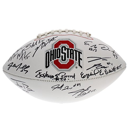 2014-ohio-state-buckeyes-national-championship-autographed-team-white-panel-football-certified-authe