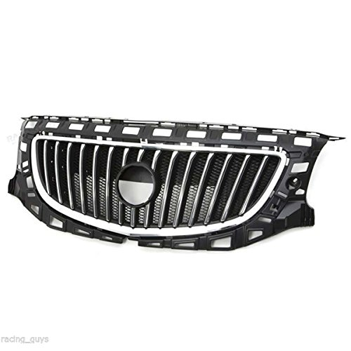 - Koolzap For 11-13 Regal Front Grill Grille Assembly Chrome w/Black Insert GM1200653 20977844