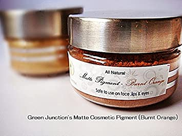 Buy Green Junction Pure FDA Approved Matte Cosmetic Pigment