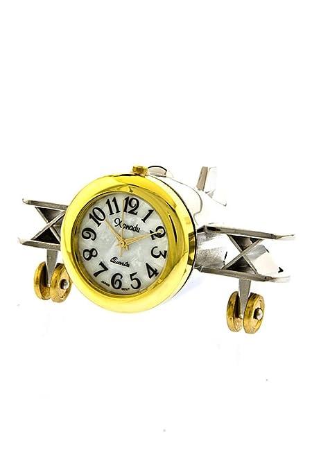 Trendy Fashion joyas Old School avión reloj de mesa por Fashion destino