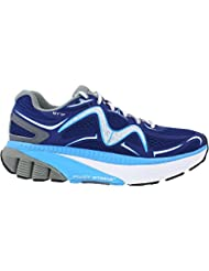 MBT Shoes Mens GT 17 Athletic Shoe Leather/Mesh Lace-up