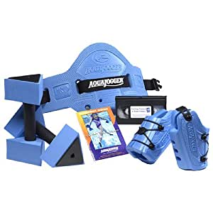 AquaJogger Mens Fitness System - Blue