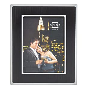 Amazon.com: Prinz Manhattan Black Metal Frame, 8 by 10-Inch: Home ...