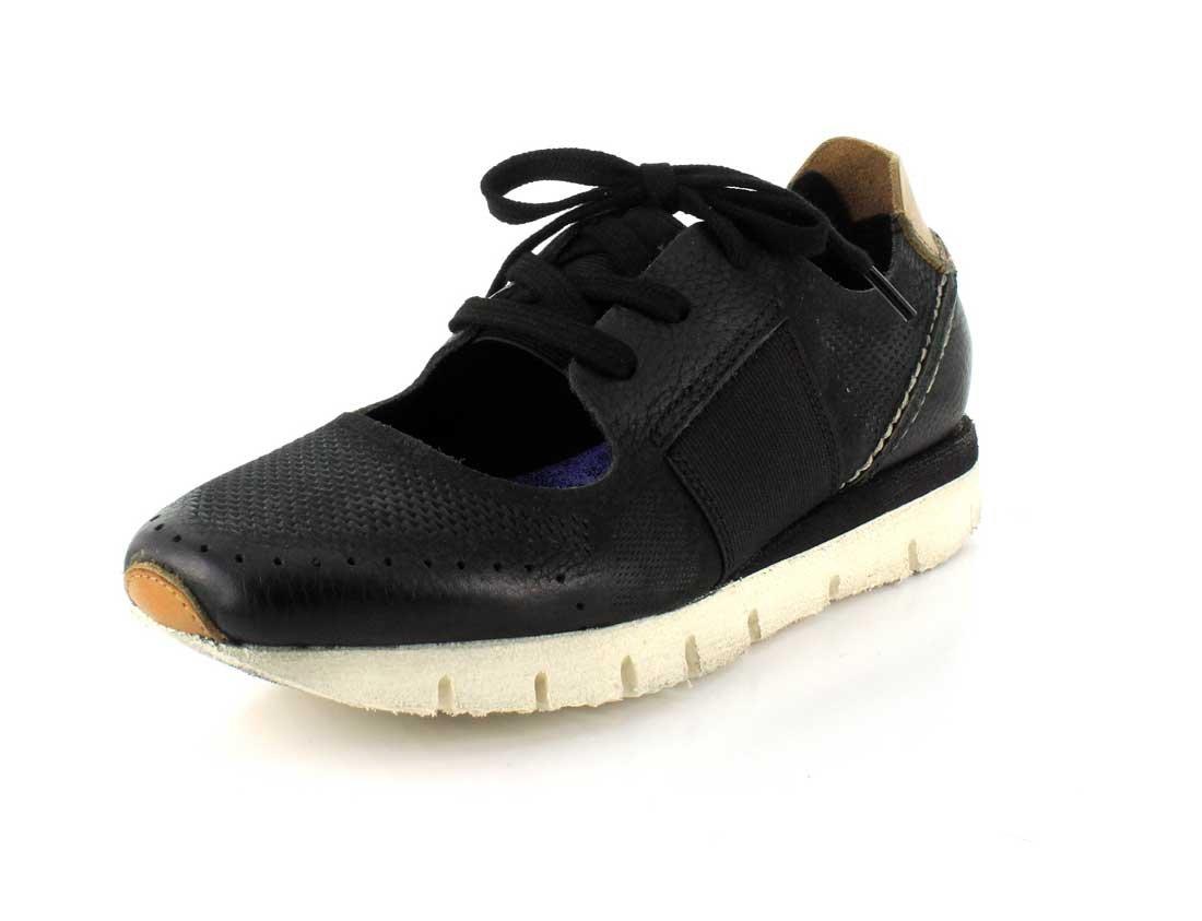 OTBT Womens Star Dust Sneaker B01KNAHG4O 6 B(M) US|Black