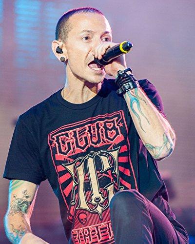 Chester Bennington / Linkin Park 8 x 10 / 8x10 GLOSSY Photo Picture