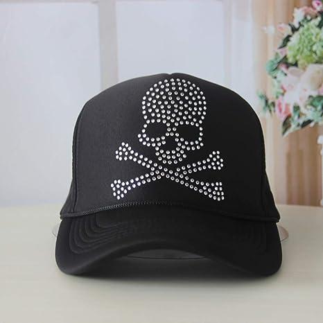 BCGTIK Gorras negras Sombreros de los hombres Tendencias de la ...