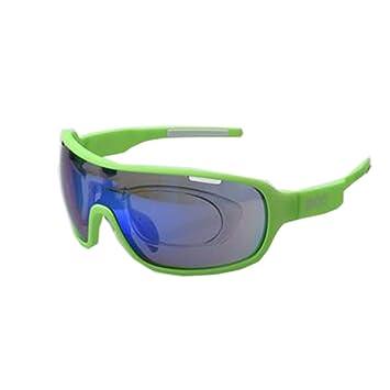 TZQ Männer Und Frauen Reiten Im Freien Sonnenbrille,Lightblue