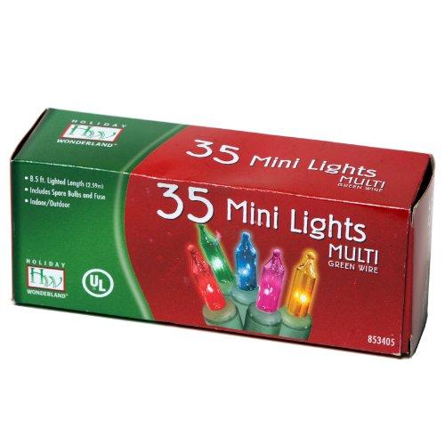 35 lights - 2
