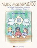 img - for Music Masterminds: Ultimate Collection of Puzzles and Games book / textbook / text book