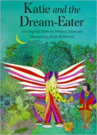 358480f86f7 Katie and the Dream-Eater  Hisako Takamodo