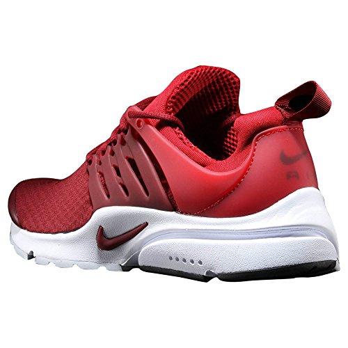 uk availability 8fb3c 7a963 ... Nike Herren Air Presto Essential Gym Red   Team Rot-Team Rot ...