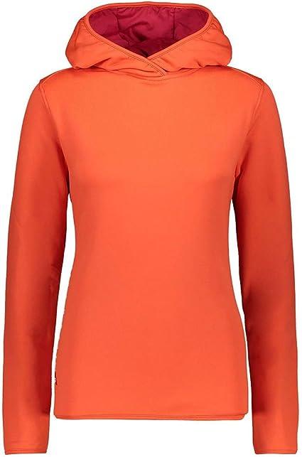 CMP Damen Light Stretch Fleece Hoodie Pullover Kapuzenjacke neu