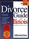 Divorce Guide for Illinois, Jennifer A. Carsen, 1551804476