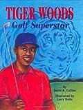 img - for Tiger Woods, Golf Superstar book / textbook / text book