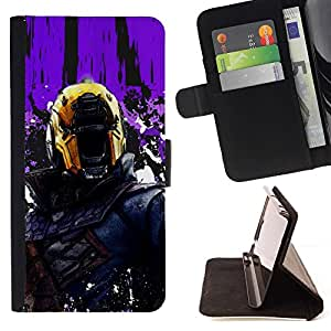 Momo Phone Case / Flip Funda de Cuero Case Cover - Juez Dr3dd;;;;;;;; - Motorola Moto E ( 1st Generation )