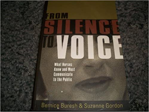 from silence to voice book