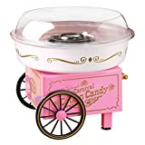 Nostalgia Electrics PCM305 Vintage Collection Hard and Sugar Free Cotton Candy Maker