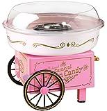 Nostalgia PCM305 Vintage Collection Hard & Sugar-Free Candy Cotton Candy Maker