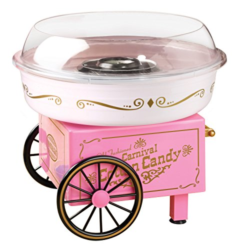 082677505682 - Nostalgia PCM305 Vintage Collection Hard & Sugar-Free Candy Cotton Candy Maker carousel main 0