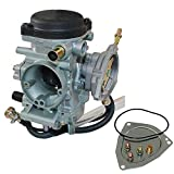 yamaha 350 bruin carburetor - Replacement Carburetor for Yamaha YFM250 YFM350 YFM400 YFM450 4 Stroke ATVs