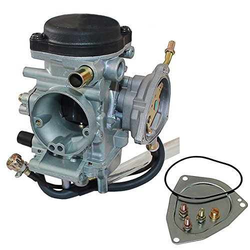 Replacement Carburetor for Yamaha YFM250 YFM350 YFM400 YFM450 4 Stroke ATVs