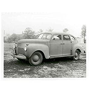 1941 Plymouth Factory Photograph