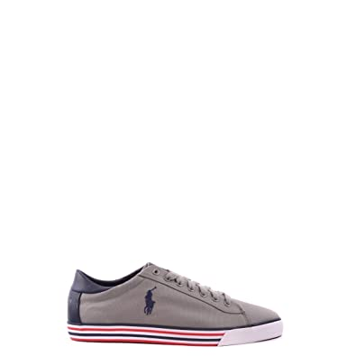 Zapatillas Polo Ralph Lauren Harvey-ne Gris - Color - GRIS, Talla ...