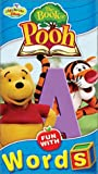 The Book of Pooh - Fun With Words [VHS]