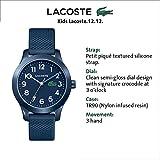 Lacoste Kids' TR90 Quartz Watch with Rubber