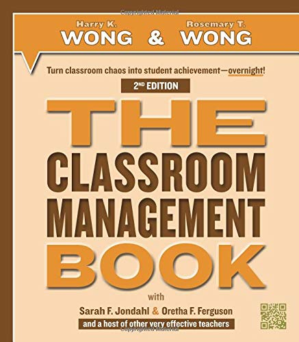 The 10 best classroom management book 2020