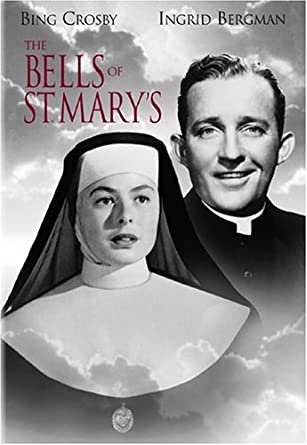 Amazon com: The Bells of St  Mary's: Bing Crosby, Ingrid