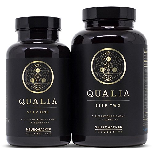 Qualia by Neurohacker Collective: The Most Comprehensive Nootropic Stack Designed to Increase Focus, Energy and Mental Performance by Neurohacker Collective