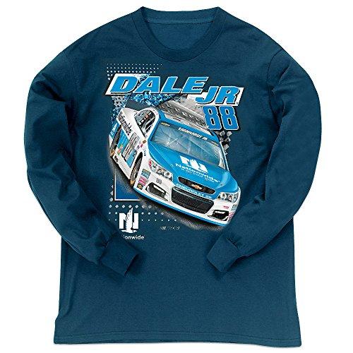 Dale Earnhardt Jr #88 NASCAR Long Sleeve T-Shirt